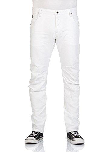 G-Star Herren Jeans Arc 3D Slim Fit - Weiß - Inza White Inza White (1241)