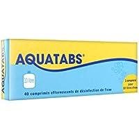 Aquatabs 10 Litres 40 Comprimés
