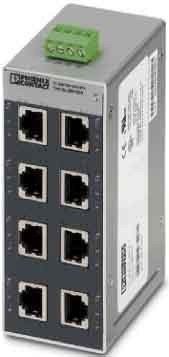 Phoenix Contact Industrial Ethernet FL Switch SFN 8GT -
