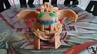 Bakugan Special Attack G-power Change Elfin Tan Factory Sealed [Toy] by Bakugan