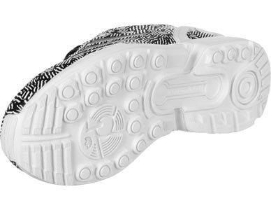adidas Damen ZX Flux W Gymnastik schwarz / weiß