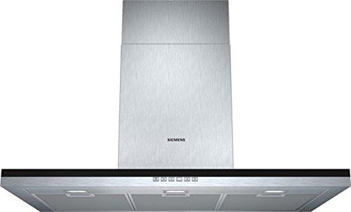 Siemens LC97BB532 iQ300 Wandhaube / A+ / 90 cm / Edelstahl / LED-Beleuchtung / Drive Motortechnologie