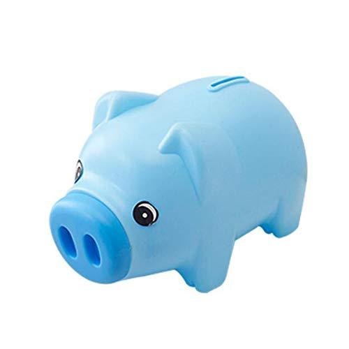 KYMLL Tier Piggy Bank Münze Spardose Sparen Toy Story Hamm Piggy Bank Rosa Schwein Münze Spardose Kinder Großes Geschenk (Story Piggy Toy)