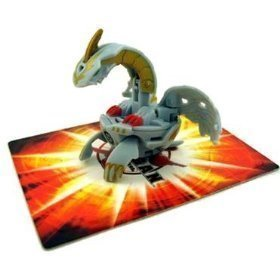 Bakugan Battle Brawlers B2 Bakuswap Legendary Series: LOOSE B2 Grey Apollonir... by Bakugan