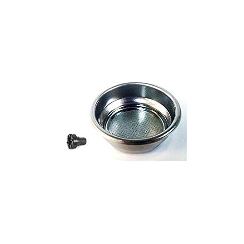 Gaggia 'Perfect Crema' Cup Pod Filter and Pin