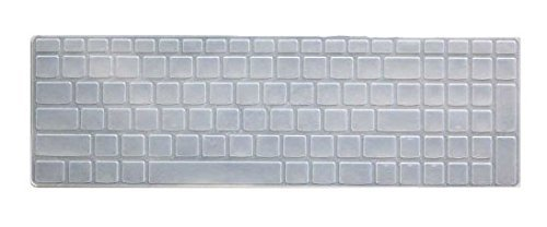 Saco Chiclet Keyboard Skin for Lenovo ideapad 300 15