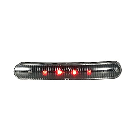 KKmoon Motorcycle Wireless 12V Casque LED Clignotants Lumière Feu Stop Frein universel
