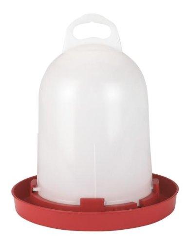 Stülptränke Geflügeltränke 6 Liter Kükentränke Wachteltränke Hühnertränke