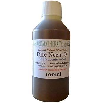 Pure Organic Neem Oil 100ml Bottle