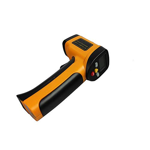 BAACHANG 650 ° C Industrieller Infrarot-Infrarot-Thermometer Hochpräziser Infrarot-Thermometer (Size : 160 * 82 * 41.5mm) -