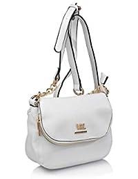 Bolsos Bolso de Mujer Shopping Victorio y Lucchino 10527 Coco Color: Burdeos