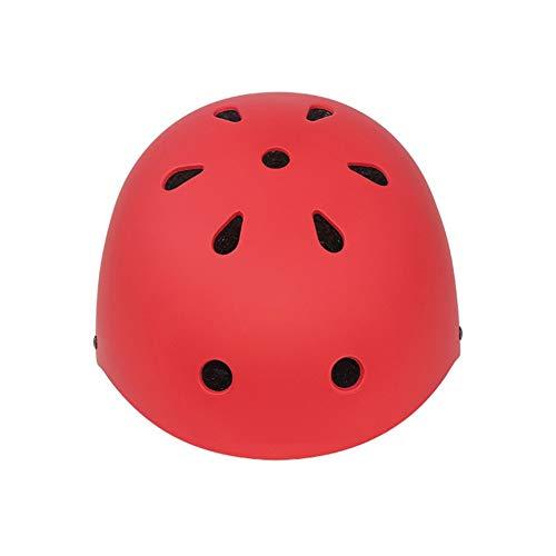 Mouchao Kleinkind Helm Kinder Helm Sport Roller Fahrrad Skateboard Sport Helm -