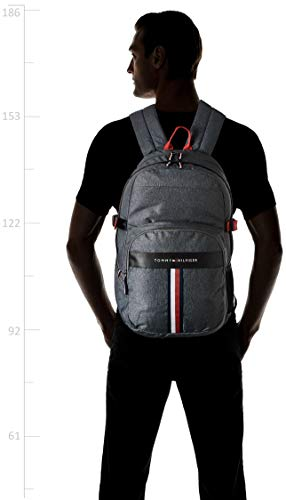 Tommy Hilfiger 29 Ltrs Grey Laptop Backpack (TH/ANDROIDLAP07) Image 7