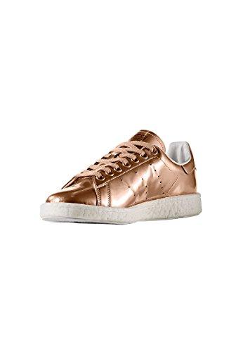 adidas Stan Smith Boost W Copper Metallic Copper Metallic White Cuivre
