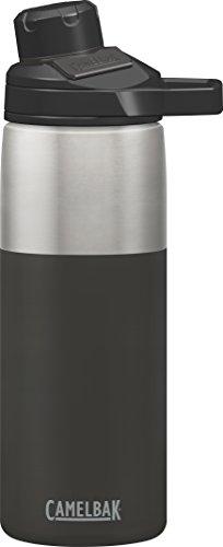 e CHUTE Mag Vakuum Edelstahl isoliertechnologie Wasser Flasche,Jet,0,6L ()