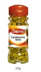 DUCROS - Poivres Herbes Epices - Epices - Cardamome graines - 24 g