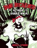 El ataque de las ranas ninja: Dragonbreath (Novela Gráfica) por Ursula Vernon