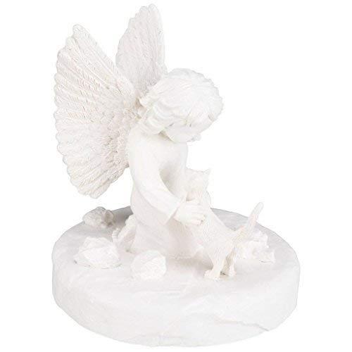 Trixie 38419 Gedenkstein Katze mit Engel