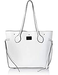 Van Heusen Women's Tote Bag (Off White)