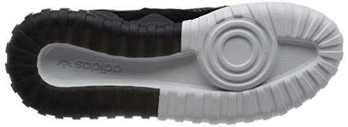 adidas Tubular X Pk, Scarpe da Basket Uomo Nero (C Black / Dk Grey / Chsogr)