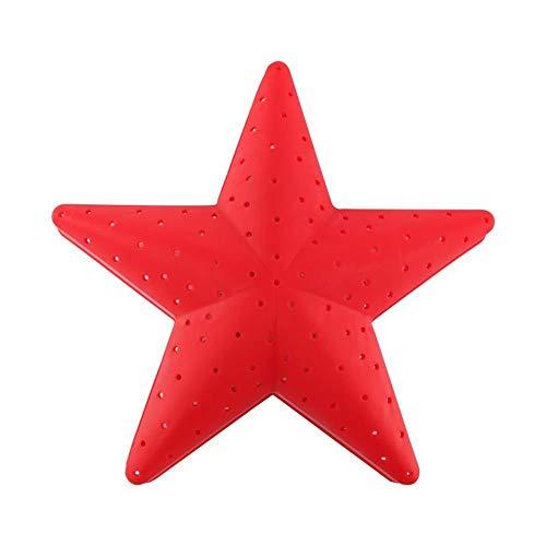 ZHANG NAN ● Nette Kinderzimmer Cartoon Wandleuchten Kreative Babyzimmer Junge Gril Zimmer Bedsides Wandleuchte Stern Mond Blume Wolke Wandleuchte (sternrot) ● (Junge Gril)