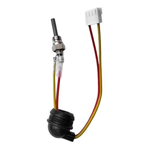 WOSOSYEYO Bougies d'allumage de la Voiture 8V économie d'énergie légère compacte de câble de Fil d'allumage
