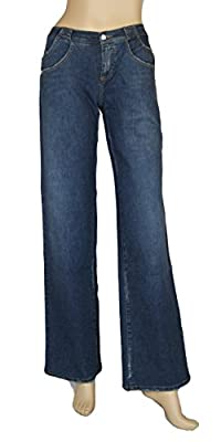 Dolce & Gabbana Womans Denim Jeans Low Waist Straight Leg. Size 24/UK 6