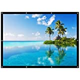 """SLB Works Brand New 120"""" Inch 4:3 Electric Projector Screen Auto Remote Control Home Theater Screen"""