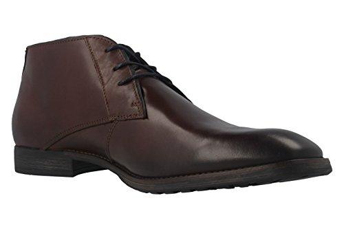 camel active  427.14.01, Chaussures de ville à lacets pour homme Marron Brandy Brandy