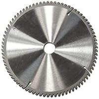 BESTOMZ Discos Circulares de la Rueda de la Hoja de Sierra de 250x2.8mm 80 Dientes TCT para el Corte plástico