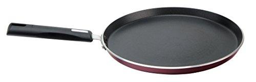 31cm antiaderente crepe/bistecchiera, spessore 4mm, diametro