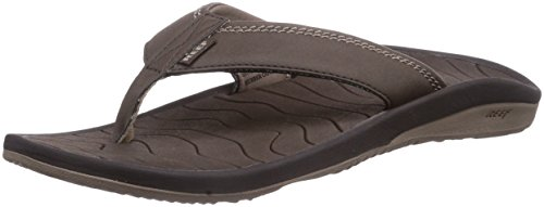 Reef Windswell, Tongs homme Marron (Brown)