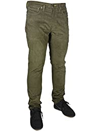 Levis Skate 511 Slim 5 Pocket Fern Corduroy Dark Green