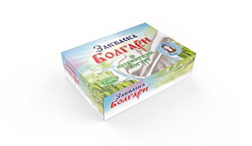 Joghurtferment für probiotischen Joghurt – 7 Beutel gefriergetrockneter Starterkulturen - 2