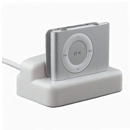 Romote Bargaincell USB Hotsync Ladestation Cradle Desktop-Ladegerät für Apple iPod Shuffle 2. Generation Ipod-cradle