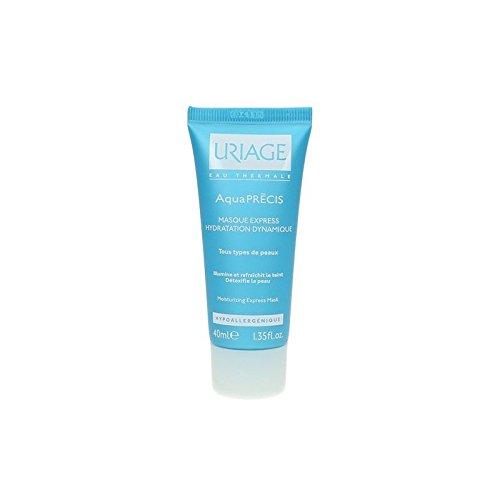 Uriage AquaPrécis express Mask (40ml) (Pack de 2)