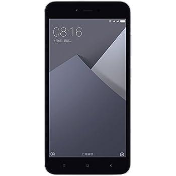 Xiaomi Redmi Note 5A Smartphone da 16 GB, Dual Sim, Grigio scuro