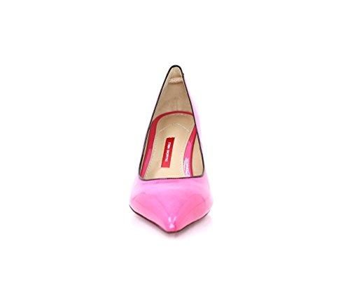 Tacchi Diamante Tacchi Gattino Rosa Fucsia
