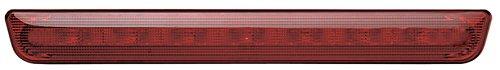 HELLA 2DA 008 136-011 Zusatzbremsleuchte Matrix, mit Bremslicht, Einbau W2/3W, 12 V