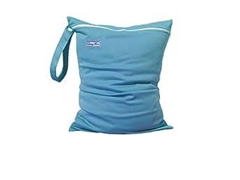 Reusable Wet Bag - Large (Blue)