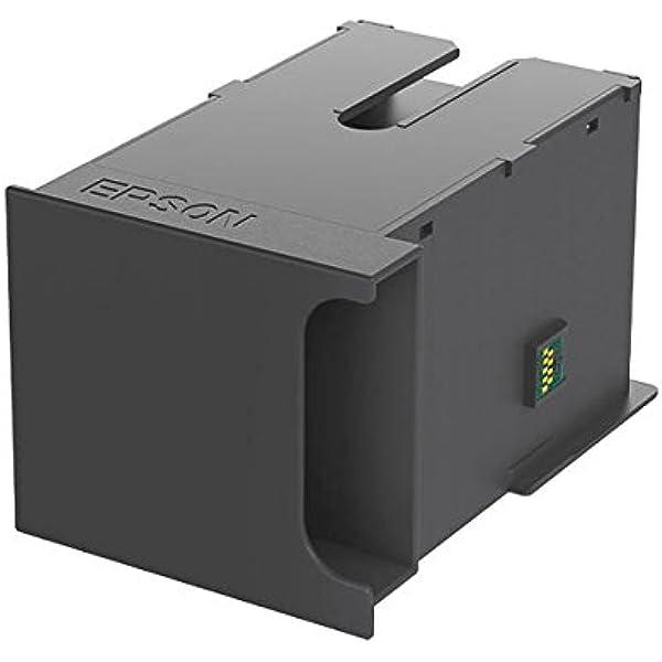 Original Epson C13t671000 T6710 Resttintenbehälter Für Epson Workforce Pro Wf 5620 Dwf Bürobedarf Schreibwaren