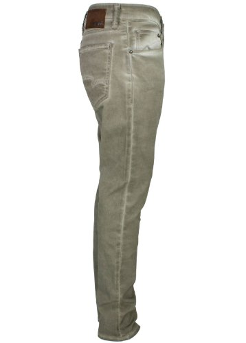 Mavi Jeans Yves Khaki Khaki Oil Dyed