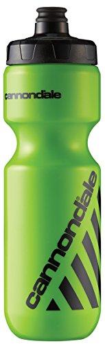 Cannondale Retro Fahrrad Trinkflasche grün/schwarz 710ml -