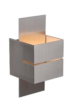 Lucide 23209/12/12 Cubo Applique Fissure 1 x G9 / 28 W