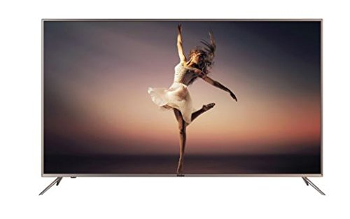 Haier 106.7 cm (42 inches) LE42U6500A Full HD LED Smart TV (Golden)