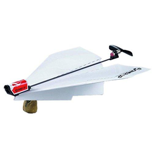 Aereo di carta elettrico, FEITONG aereo di conversione Kit di moda giocattoli educativi - Sopra Giochi D'acqua