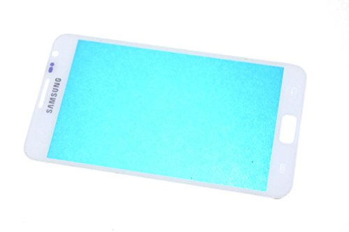 Front Outer Glass Lens For Samsung Galaxy Note N7000 White