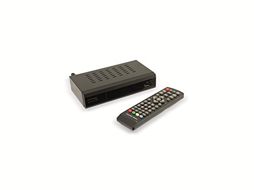 Golden Media HD C 100 Full HD Kabel FTA Receiver
