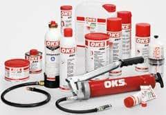 OKS 670/671 - Huile lubrifiante haute performance avec lubrifiants solides blancs