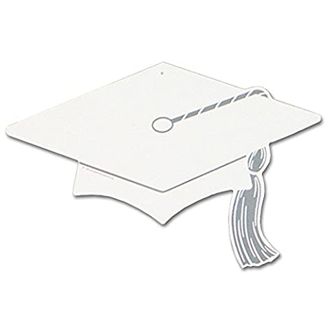 Graduate Cap Silhouette 41cm